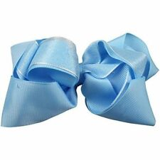 Blue Bow Hair Accessories for Girls