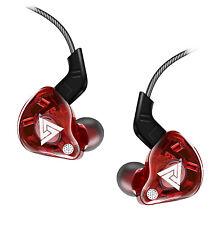 QKZ AK6 Hi-Res In-Ear-Kopfhörer Ohrhörer 105dB mit HD Mikrofon und Bass Boost