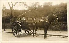 Altham near Padiham & Great Harwood. Matthews Horse & Cart.