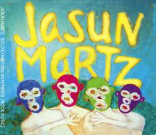 JASUN MARTZ new CD ANTITHESIS  Alt-Indie ROCK Retrospective FREE poster painting