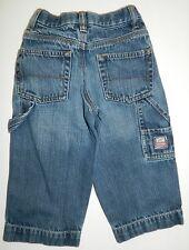 BABY GAP boys Blue Denim CARPENTER Pants JEANS* 2T 2