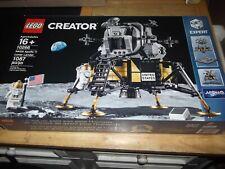 LEGO EXPERT Creator NASA Apollo 11 Lunar Lander 10266 New in stock free shipping