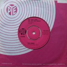 KINKS, ALL DAY & ALL OF THE NIGHT / I GOTTA MOVE, PYE, 7INCH 45RPM