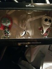Nightmare before Christmas 3pk Tree Ornaments