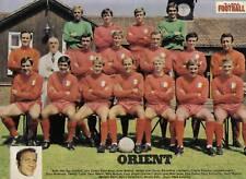 Orient équipe de football photo > saison 1971-72