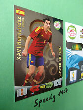 Road to Brazil Limited edition Xavi limitiert Adrenalyn Fifa World Cup   2014