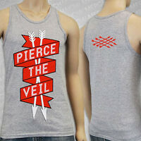 PIERCE THE VEIL - Arrows:Tank Top/Singlet NEW - XLARGE ONLY