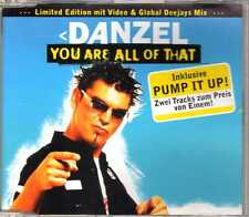 Danzel - You Are All Of That - CDM - 2005 - Eurohouse 4TR Pump It Up