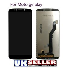 Motorola Moto G6 Play XT1922 LCD Display Touch Screen Digitizer Glass UK SELLER
