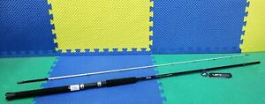 "Okuma White Diamond Rigger Flatline Rod 9' 0"" Medium 2-Pc WD-C-902M"