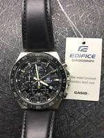 EFR-564BL-1A Black Casio Edifice Men's Watches Analog 100m