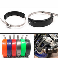 Exhaust Protector Cover Guard Heat Shield For Dirt Bike Motorcycle Supplies AL