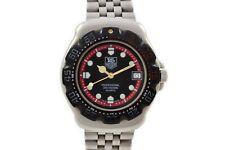 Vintage Tag Heuer F1 Series WA1214 Midsize Quartz Watch 1624