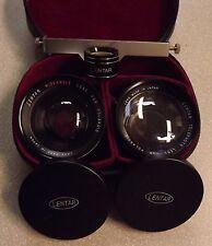 Lentar Telephoto/Wide-angle Lens & Finder