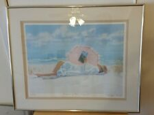 "Very Nice Candace Lovely ""Dreams of Fair Women IV "" Signed Print# 746 / 950"