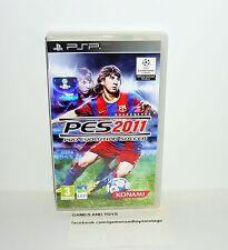 JEU PSP COMPLET PES 2011 PRO EVOLUTION SOCCER