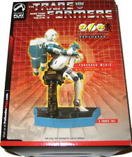 Transformers G1 Paradron Medic Palisades Statue Arcee Variant Bust