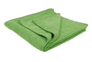 Luxury Bath Towel - Green - Bath Sheet (Hotel, Spa, Bath) Large, Soft, Absorbent