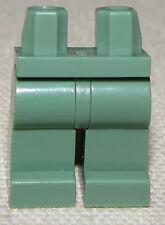 LEGO NEW SAND GREEN MINIFIGURE LEGS CITY TOWN BOY GIRL LEGS PANTS