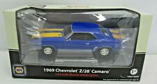 First Gear 1:25 Scale Napa Auto Parts 1969 Chevy Z/28 Camaro Collect All Eight