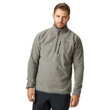 Berghaus Stainton Mens Half Zip Fleece Grey Marl M