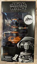 NEW!! Star Wars Black Series DJ R-3X GALAXY'S EDGE Trading Post Target Exclusive