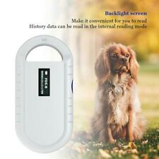 Portable Handheld Animal Chip Reader Pet Microchip Scanner RFID Reader USB Cable