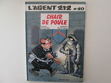 AGENT212 AGENT 212 T20 TBE CHAIR DE POULE