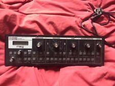 Moog Slim Phatty analogue synthesiser + rack ears, boxed - vgc (2 of 2)