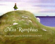 Miss Rumphius Cooney, Barbara Hardcover Used - Very Good