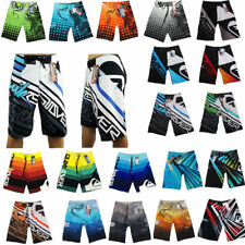 Summer Men Quick Surfing Board Shorts Water Sports Swim Beach Pool Party Trunks