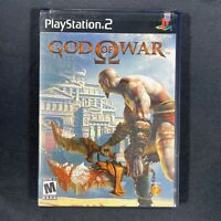 God of War (PlayStation 2, 2005) Complete With Manual!! Tested/Played!!