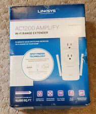 Linksys RE6700 AC1200 Ampliy Dual Band Wi-Fi Gigabit Range Extender