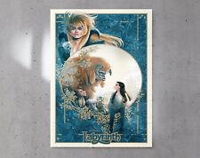 Labyrinth 1986 Rolled Film Art Poster - No Frame