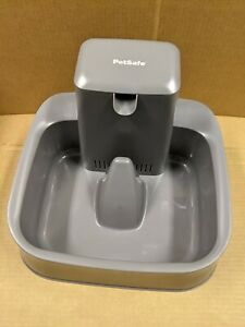 PetSafe Drinkwell 2 Gallon Dog and Cat Water Fountain, Adjustable Stream