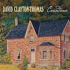 David Clayton-Thomas - Canadiana [New CD] Digipack Packaging