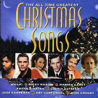 VARIOUS ARTISTS - All Time Greatest Christmas Songs (CD, Dec-1999, Sony)