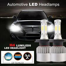 Nighteye H4 S2 LED Headlight Kit Light Bulb High/LOW 180W 9000LM/Set B7