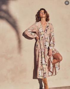 Auguste The Label Midi Dress Size 12