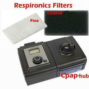 Respironics cpap FOAM filters for System One, M-Series, SleepEasy, C-Flex,