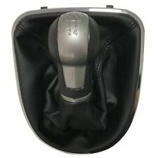 Gear Shift Knob Gaiter for Seat Leon II Altea Toledo III With Leather Boot