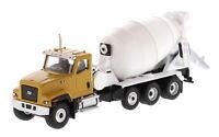 DM 1/87 HO Caterpillar Cat CT681 Concrete Mixer Diecast Model Collection #85512