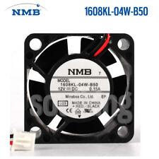 Lüfter Fan NMB 1608KL-04W-B50 12V- 0,15A 40x40x20mm