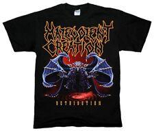MALEVOLENT CREATION Retribution Big Shirt PlusSize XXXXL 4XL Oversize Übergröße