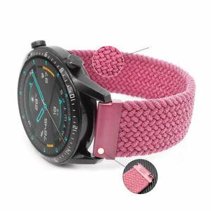 Elasticity Soft Fashion Braid Loop Band Strap For Apple Watch Series 6/5/4/3 SE