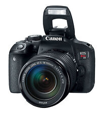 Canon EOS Rebel T7i / EOS 800D DSLR Camera w/ EF-S 18-55mm IS STM