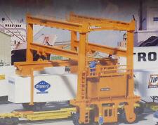 Walthers Cornerstone HO Scale Kit Mi-Jack Translift Intermodal/Container Crane