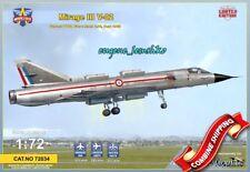Modelsvit 72034 Dassault Mirage III V-02 Fastest VTOL Ever Plastic Model 1/72