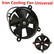 Electric Radiator Thermal Cooling Fan For Motorcycles Go Kart 150cc 200cc 250cc