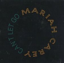 MARIAH CAREY - Can't Let Go - USA 2trk Promo Only Cd, Extremely Rare.